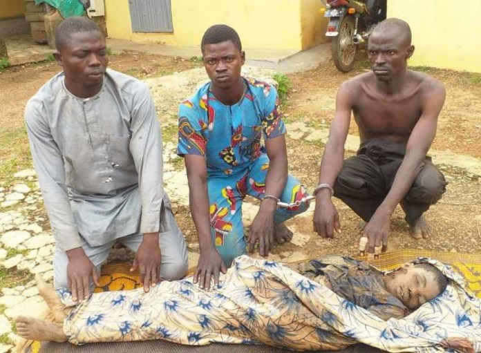 Man Slaughters His Brother For Money Ritual In Kwara
