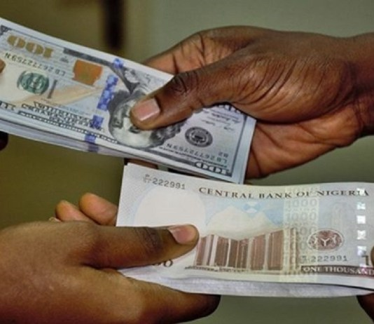 Naira Now Exchanging Between N562 And N570 For 1$