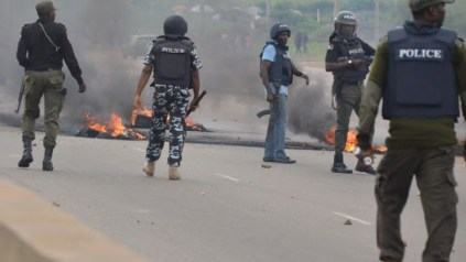 Police Kill 2 Suspected IPOB Members, Recover Arms In Ebonyi