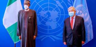 Use your position to stabilize West Africa – UN tells Buhari