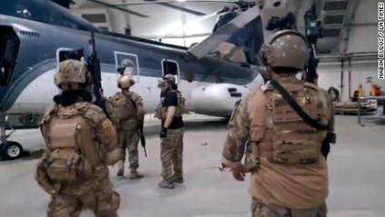 Watch What Taliban Did Moments Last U.S. Plane Departed Afghanistan