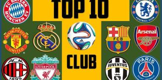 10 Richest Football Clubs In The World