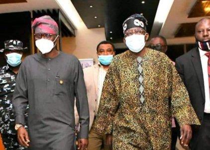 Bola Tinubu Returns To Nigeria