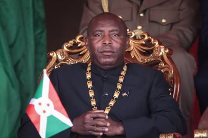 Burundi President To Fire All Married Govt Officials With Side-Chicks