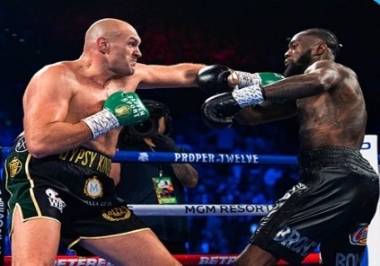 Fury Promises To Knockout Wilder In Trilogy Fight