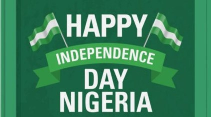 Happy Independence Day To All Nigerians