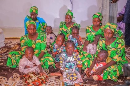 How 6 Girls Escape From Boko Haram Camp With 9 Children, One Pregnant