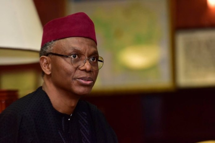 Kaduna Residents Protest Demolition Of 200 Houses By El-Rufai's Govt