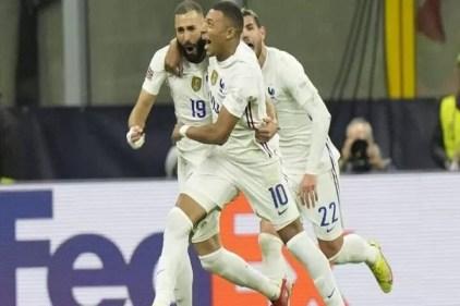 Mbappe Breaks Spain's Hearts In Nations League Final As He Score Late Goal