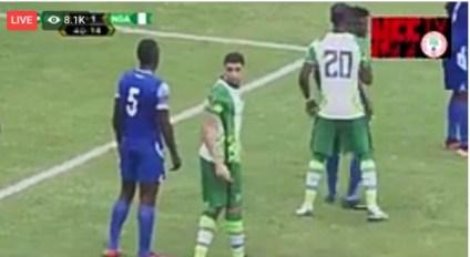 Nigeria 2 Vs Central African Republic (FT)