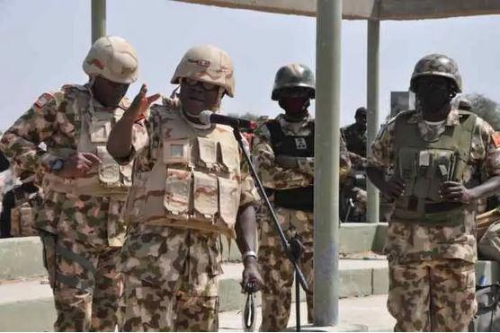 Nigerian Army Kills Gunmen, Loses Soldier In Enugu During Exercise Golden Dawn