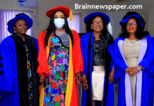 School Of Nursing Calabar Matriculates 100 Students For First Time In Many Decades