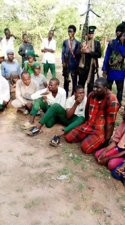 See Photo As Abducted Students, Staff Of FGC Birnin Yauri, Kebbi Regain Freedom After 118 Days In Captivity