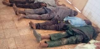 See Photos As Outlawed Vigilante Group 'Yan Sakai' Kills Imam, 10 Others In Sokoto