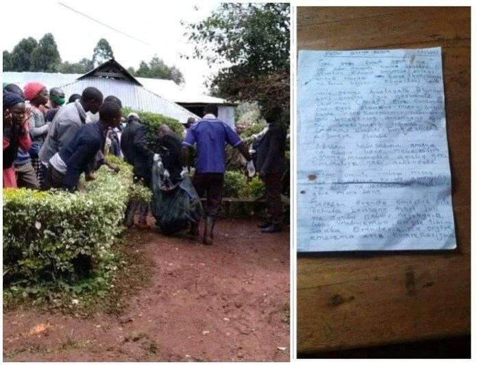 See Photos As Pastor Kills Wife, Commits Suicide After HIV Tests Turned Out Positive