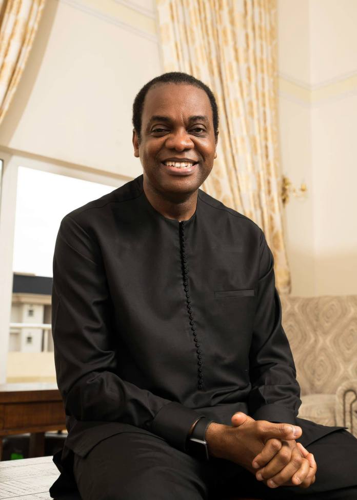 See What Former Governor Of Cross River Donald Duke Said At His 60th Birthday