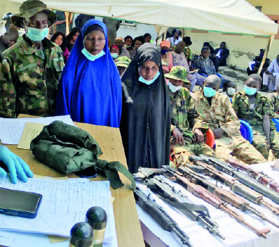 Women Who Fell In Love With Kidnappers Confess, Further Reveal How They Help Their Boyfriends Transport Weapons