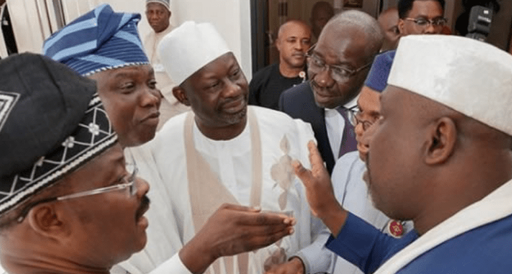 36 State Governors Meet, Agree To Pay N22,500 As New Minimum Wage