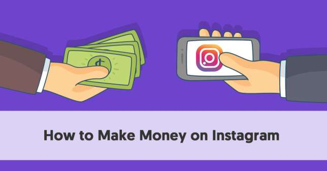 Easy Ways You Can Make Money On Instagram