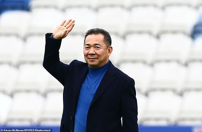 Helicopter Crash: Leicester City Confirms Death Of Billionaire Owner Vichai Srivaddhanaprabha
