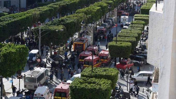 Nine Wounded In Tunis Female Suicide Bomb Attack