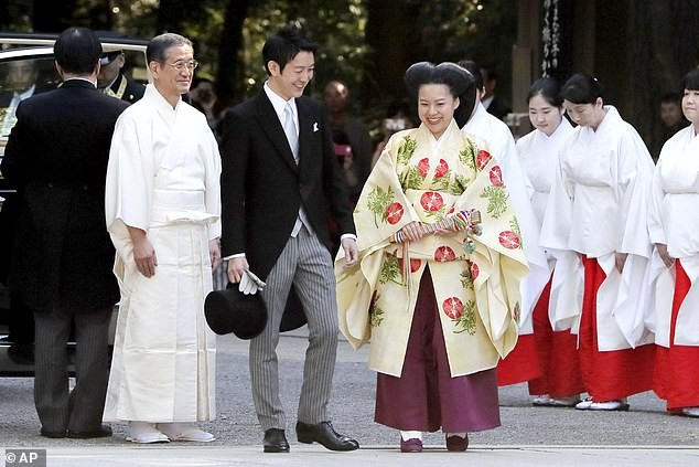 Japanese Princess Renounced Her Royalty, Marry A Commoner