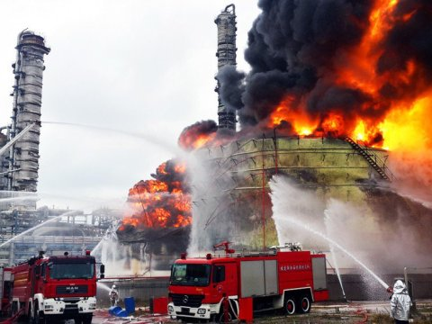 22 Confirmed Dead After Chemical Explosions In China