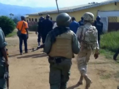 79 School Children Abducted In Cameroon Freed