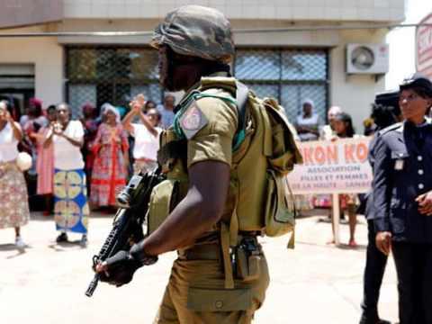 79 School Children Kidnap By Armed Men In Cameroon