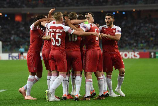 Arsenal's Europa League Squad Against Vorskla's Clash Revealed