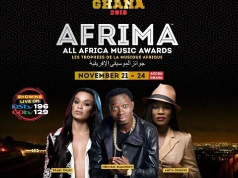 Davido, Mr. P, Tiwa Savage, Win Big At AFRIMA 2018