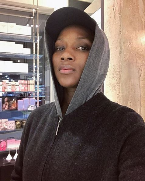 Genevieve Nnaji Shares Beautiful Make-up Free Photo