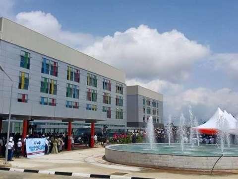 Ibom Specialist Hospital, Uyo
