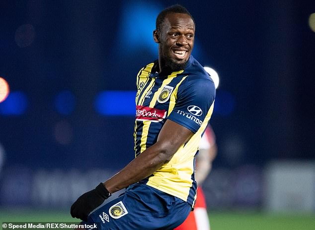 Jamaican Star, Usain Bolt Quits Football, Joins Another Sport