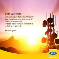 MTN Nigeria Apologies For Service Interruptions