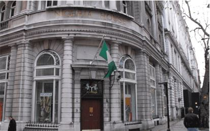 Nigeria High Commission In London Dismiss 50 Staff