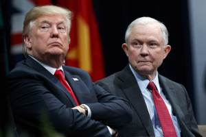 Trump Fired U.S. Attorney General Jeff Sessions
