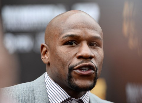 Boxer Floyd Mayweather Jr fined by US SEC, along with Khaled