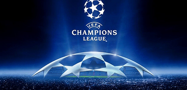 Live Scrores Of Wednesday's Champions League Matches