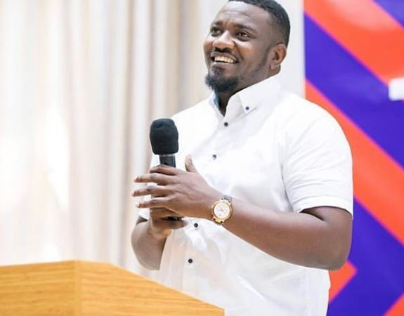 Who I Pay My Tithes To.. - Ghanaian Actor, John Dumelo Reveals