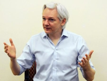 WikiLeaks Founder, Assange Rejects Trial In U.S.