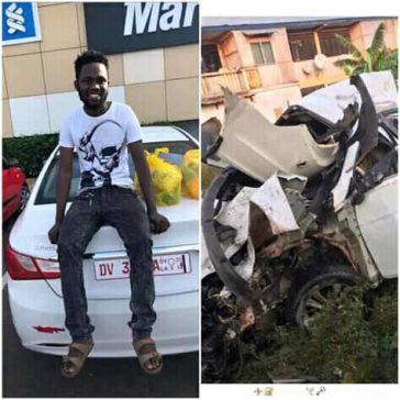 Yahoo Plus Boy Dies In An Accident In Ghana