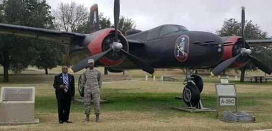 19-Year-Old Akwa Ibomite Breaks Record In U.S. Air Force