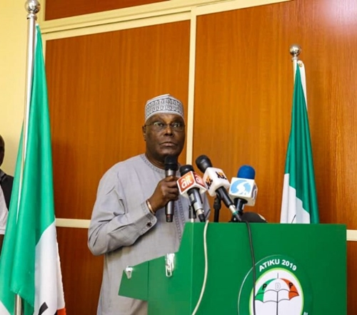 Atiku Reveals How He Is Sentimentally And Emotionally Attached To Women