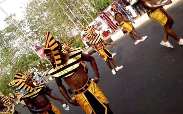 Beautiful Pictures From 2018 Carnival Calabar