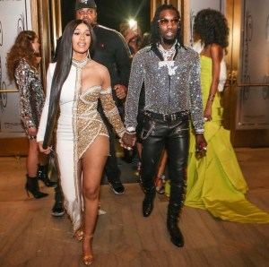 Four Months After Baby Kulture's Arrival, Cardi B And Offset Split