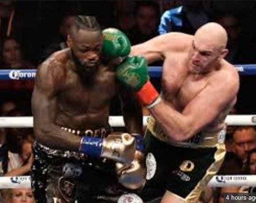 Heavy Weight - Tyson Fury Vs Deontay Wilder