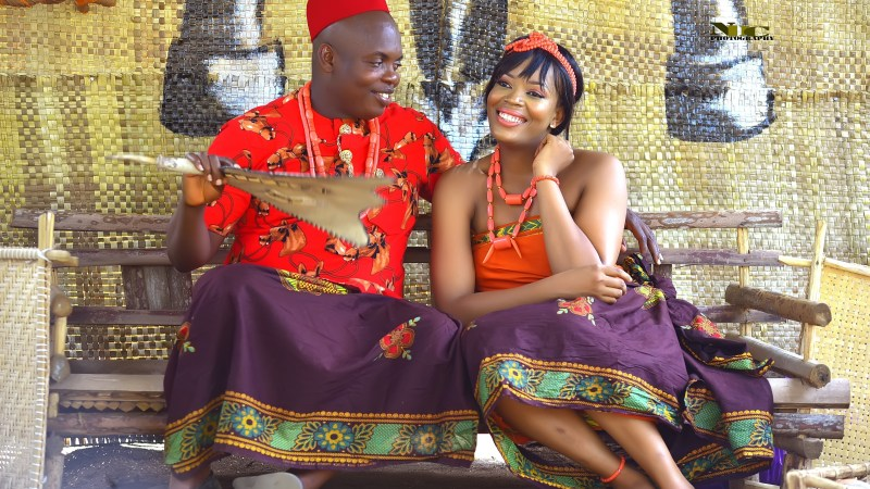 Imo State Blogger Set To Wed, Releases Pre-wedding Photos