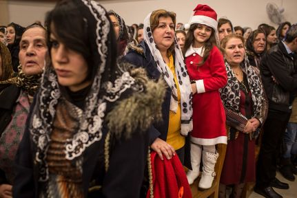 Iraq Officially Declares Christmas Day A National Holiday