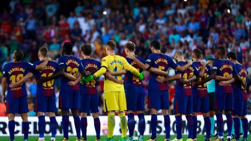LaLiga - Barcelona Vs Celta Vigo Squad
